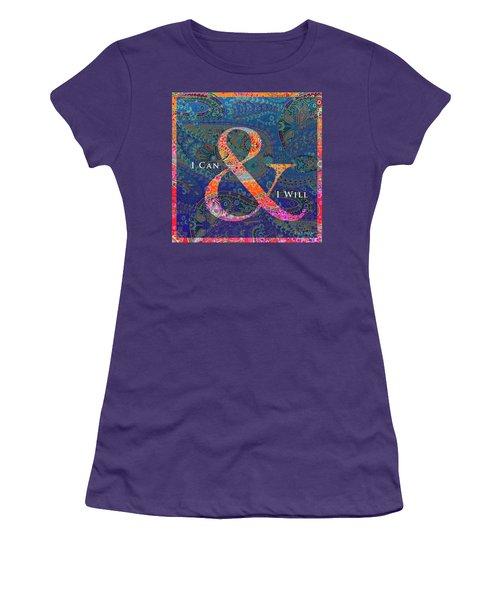 2015 Women's T-Shirt (Athletic Fit)