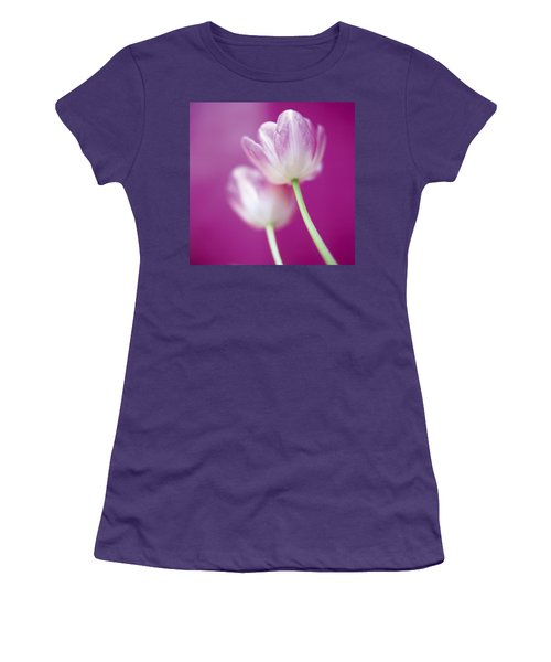 Alike Women's T-Shirt (Junior Cut) by Lana Enderle