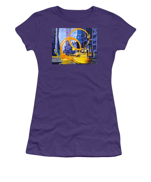 Before These Crowded Streets Women's T-Shirt (Athletic Fit)