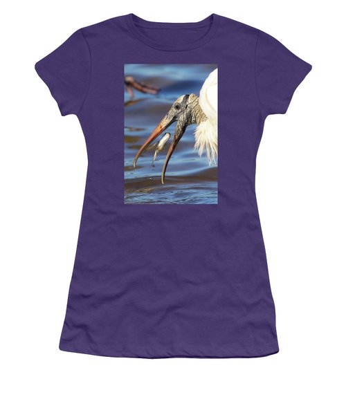 Catch Of The Day Women's T-Shirt (Junior Cut) by Bruce J Robinson