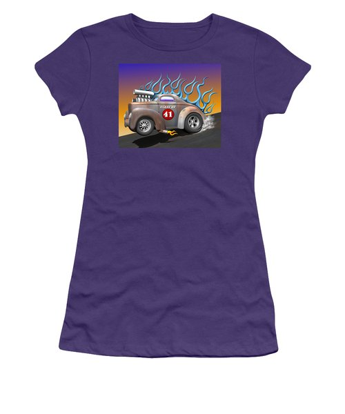 Class Of 41 Women's T-Shirt (Junior Cut) by Stuart Swartz