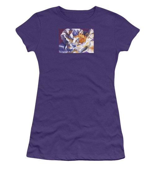 Desirea Women's T-Shirt (Junior Cut) by Lynda Hoffman-Snodgrass