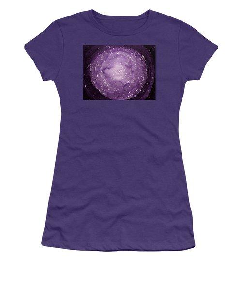 Dreamcatcher Original Painting Women's T-Shirt (Junior Cut) by Sol Luckman