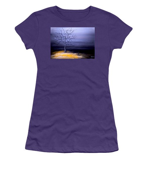 Dry Winter Women's T-Shirt (Athletic Fit)