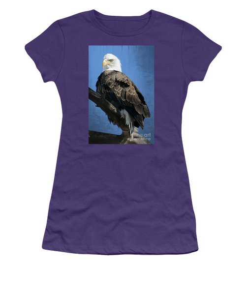 Eagle Eye Women's T-Shirt (Athletic Fit)