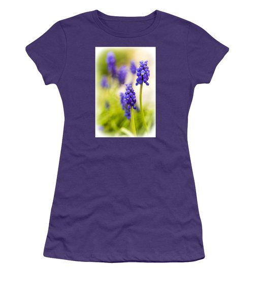 Fading Women's T-Shirt (Junior Cut) by Caitlyn  Grasso