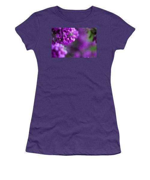 Full Bloom Women's T-Shirt (Junior Cut) by Mark Alder
