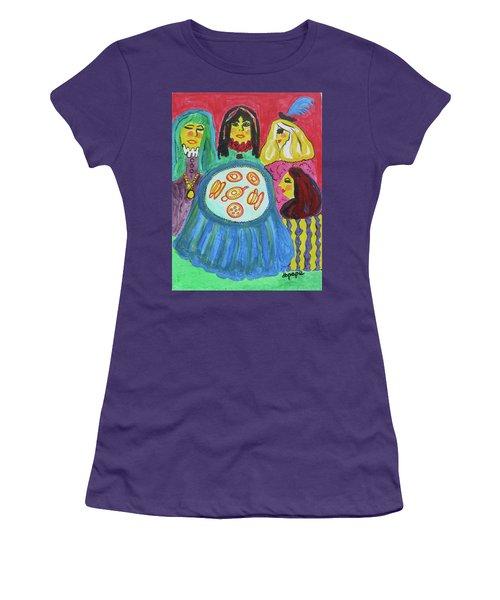 Girlfriends Women's T-Shirt (Athletic Fit)