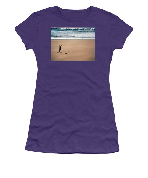 Women's T-Shirt (Junior Cut) featuring the photograph Harmony  by Micki Findlay