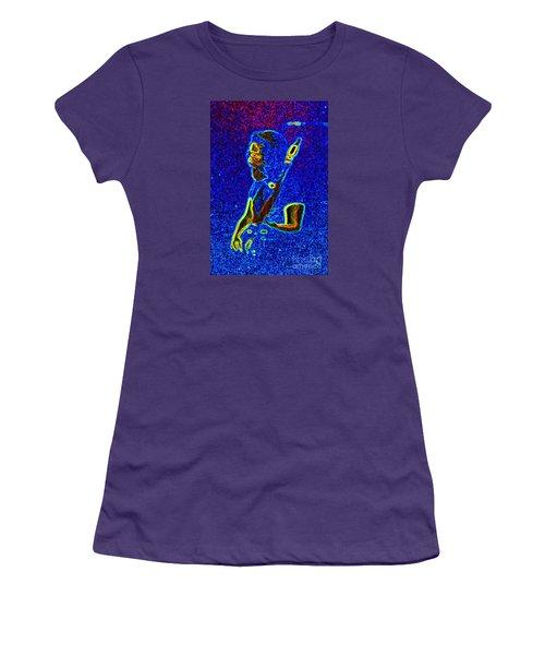 Women's T-Shirt (Junior Cut) featuring the photograph East Coast Tour by Susan Carella
