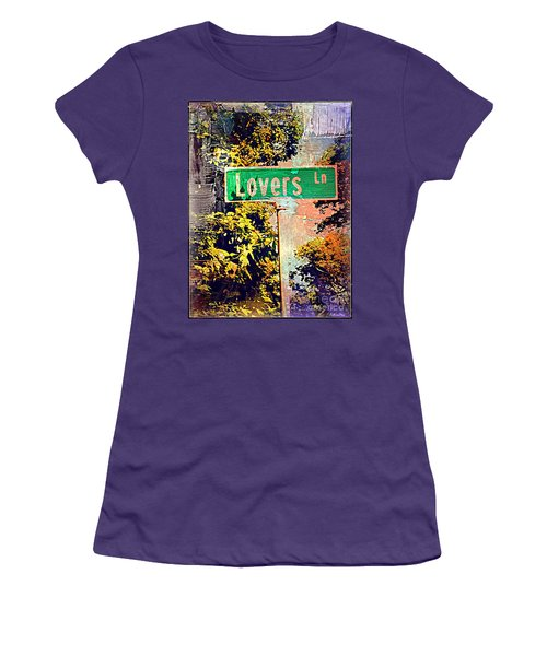 Lovers Lane Women's T-Shirt (Athletic Fit)