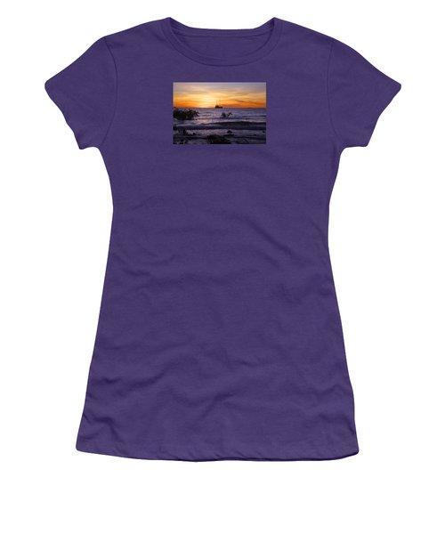 Mindil Beach Sunset Women's T-Shirt (Junior Cut) by Venetia Featherstone-Witty