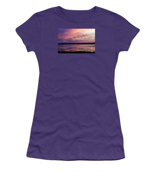 Morning Commute Women's T-Shirt (Athletic Fit)