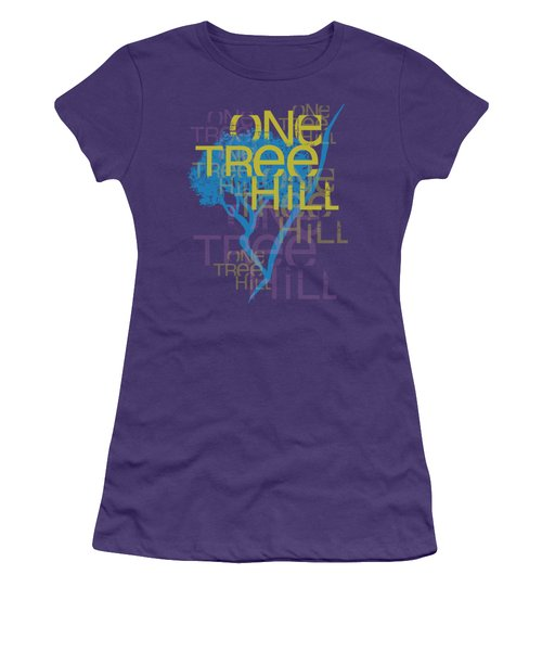 One Tree Hill - Title Women's T-Shirt (Junior Cut) by Brand A