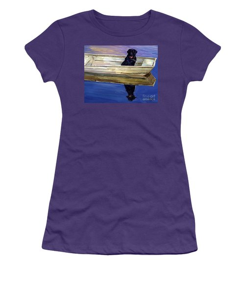 Slow Boat Women's T-Shirt (Athletic Fit)