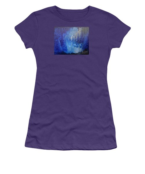 Spirit Pond Women's T-Shirt (Athletic Fit)