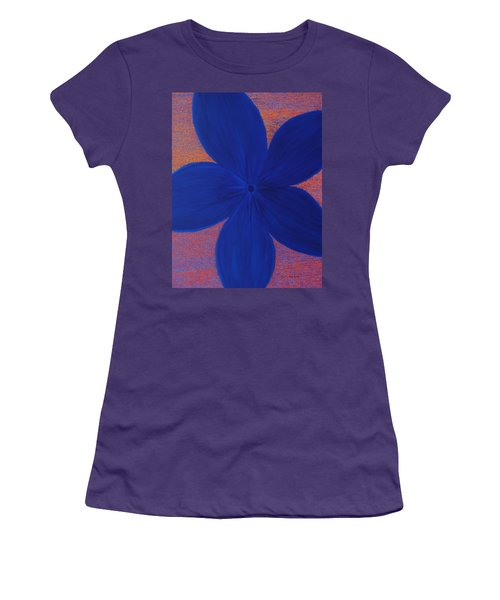 The Flower Women's T-Shirt (Athletic Fit)