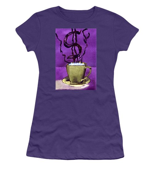 The Midas Cup Women's T-Shirt (Athletic Fit)
