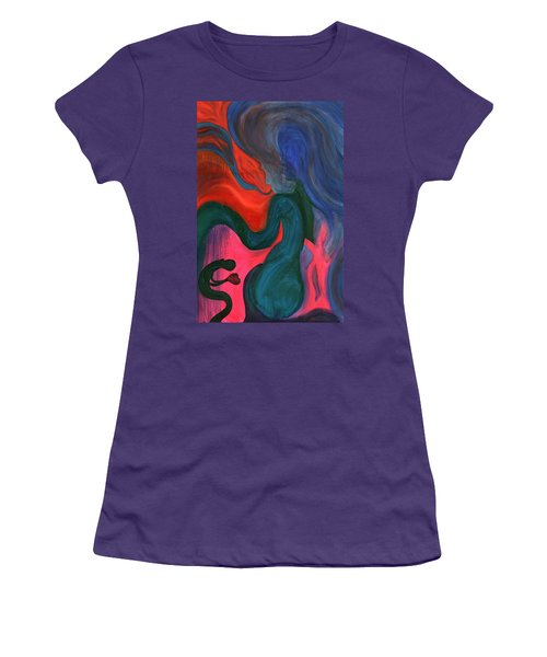The Prince And The Dragons Women's T-Shirt (Athletic Fit)
