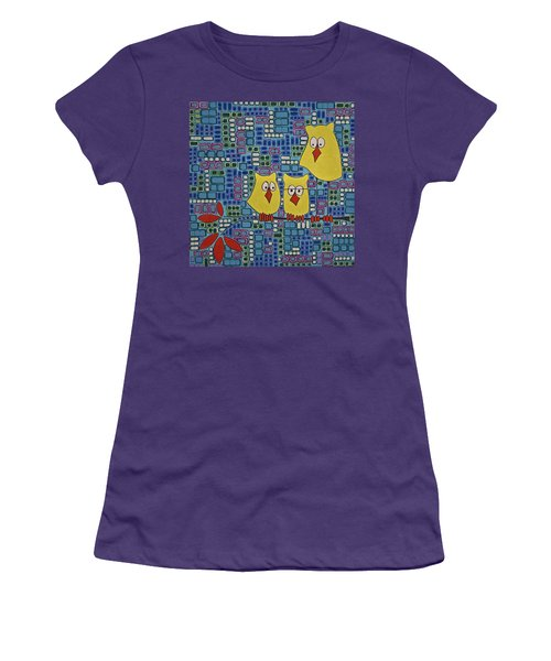 The Watch Women's T-Shirt (Athletic Fit)