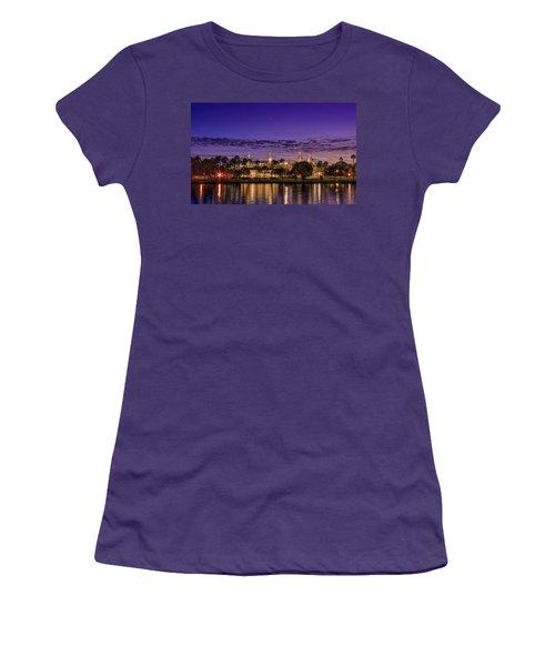 Venus Over The Minarets Women's T-Shirt (Junior Cut) by Marvin Spates
