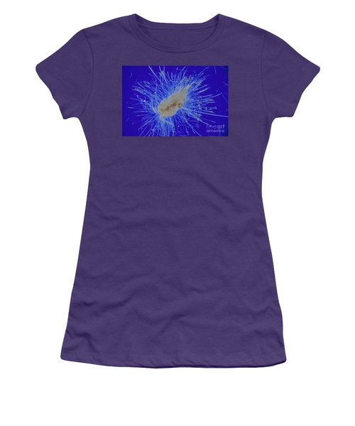 Aquatic Phycomycete Women's T-Shirt (Junior Cut) by M. I. Walker