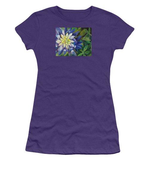Bluebonnet Daze Women's T-Shirt (Athletic Fit)