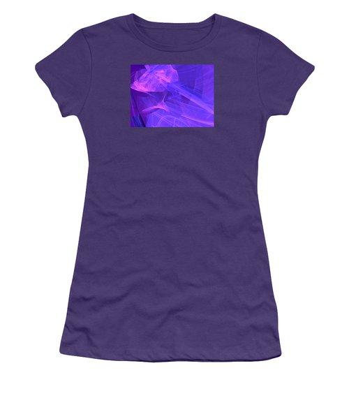 Women's T-Shirt (Junior Cut) featuring the digital art Definhareis by Jeff Iverson