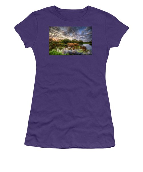 Swampy Women's T-Shirt (Athletic Fit)