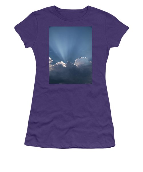What A Light Show Women's T-Shirt (Athletic Fit)