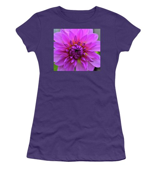 Dahlia Women's T-Shirt (Athletic Fit)