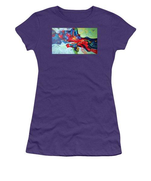 Inner Power Women's T-Shirt (Athletic Fit)