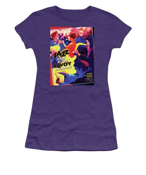 Jazz It Up Women's T-Shirt (Athletic Fit)