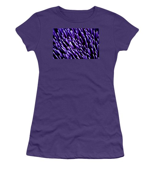 Lines Women's T-Shirt (Junior Cut) by Zoltan Toth