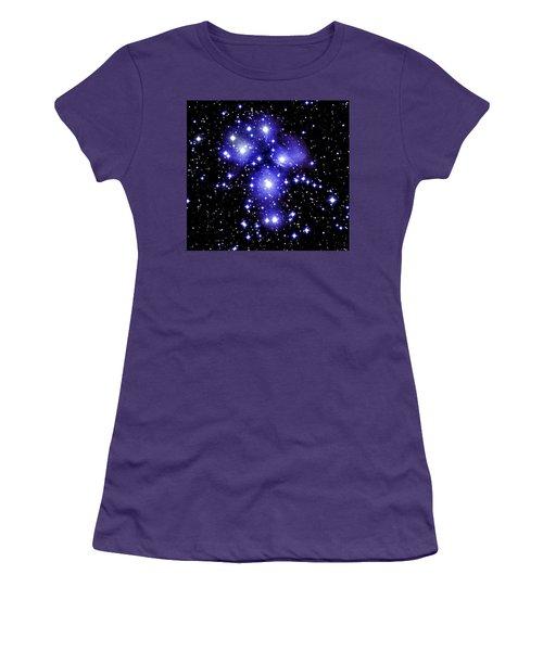 M45 Pleiades Women's T-Shirt (Athletic Fit)