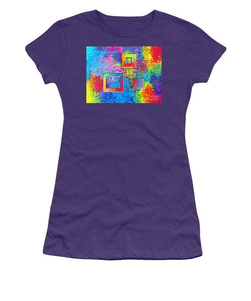 Portals Of Color Women's T-Shirt (Athletic Fit)
