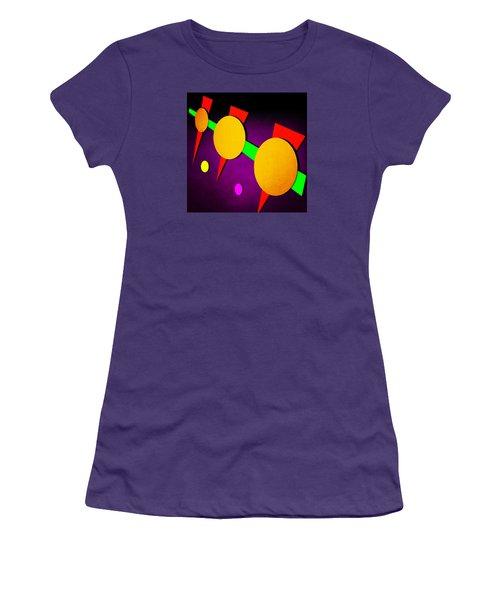 104 Women's T-Shirt (Junior Cut) by Timothy Bulone