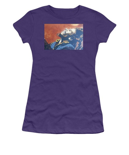 Bob Marley Women's T-Shirt (Athletic Fit)