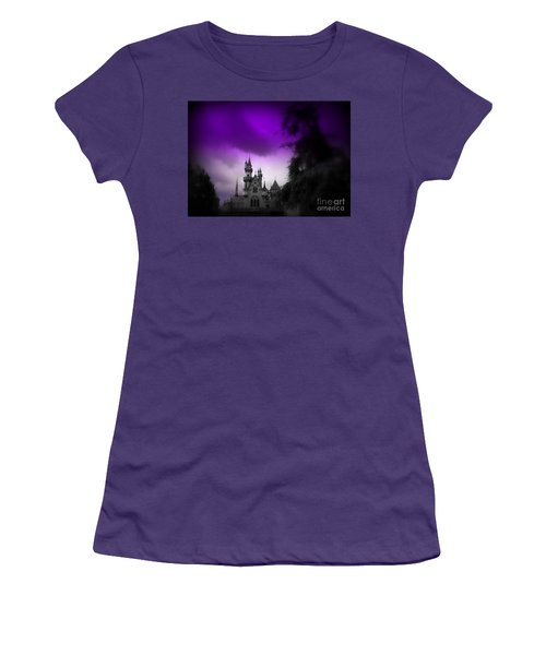 A Spell Cast Once Upon A Time Women's T-Shirt (Athletic Fit)