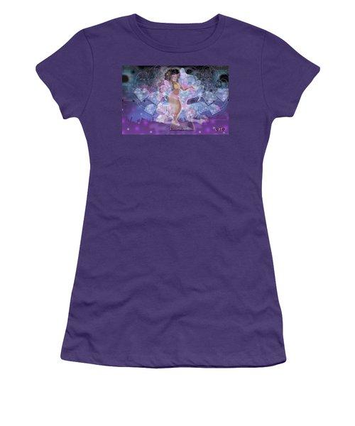 Ahanka Remix Women's T-Shirt (Athletic Fit)