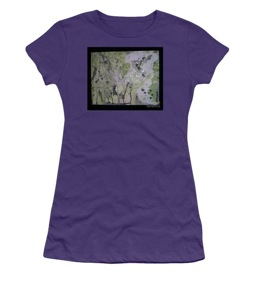 Aliens, Wild Horses, Sharks And Skeletons  Women's T-Shirt (Junior Cut) by Talisa Hartley