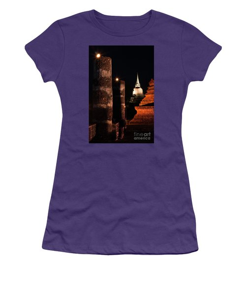 Art Of Chedi Women's T-Shirt (Athletic Fit)