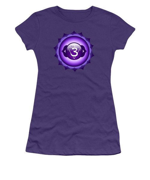 Third Eye Chakra - Ajna Women's T-Shirt (Athletic Fit)