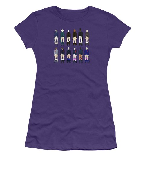 President Butts Women's T-Shirt (Athletic Fit)