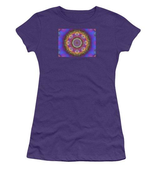 Aurora Graphic 026 Women's T-Shirt (Junior Cut) by Larry Capra