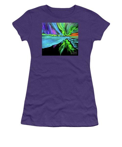 Aurora Women's T-Shirt (Athletic Fit)