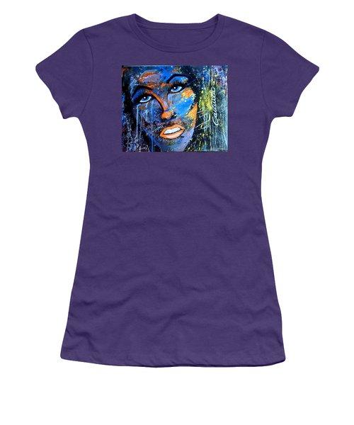 Badfocus Women's T-Shirt (Athletic Fit)