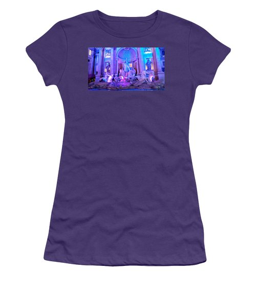 Ceasars Palace Forum Shops Women's T-Shirt (Athletic Fit)