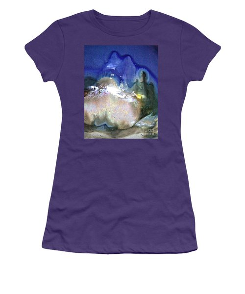 Women's T-Shirt (Junior Cut) featuring the photograph Chill Box by Xn Tyler