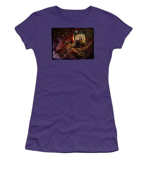 Choose Peace Women's T-Shirt (Athletic Fit)